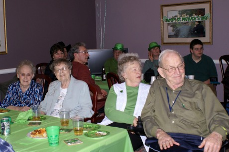 St. Patrick&#039;s Day - Carleton Place Manor