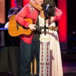 Rob Wolf at the Grand Ole Opry