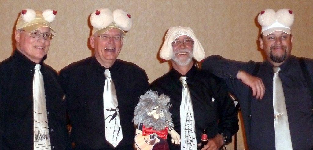The Boob Hats