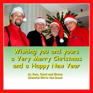 GWND - Merry Christmas